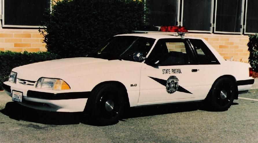 Special Service Mustang Net In Service Photo Gallery